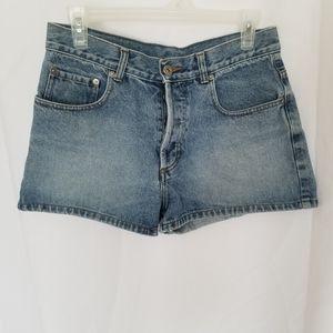 90s Vintage Jean Shorts